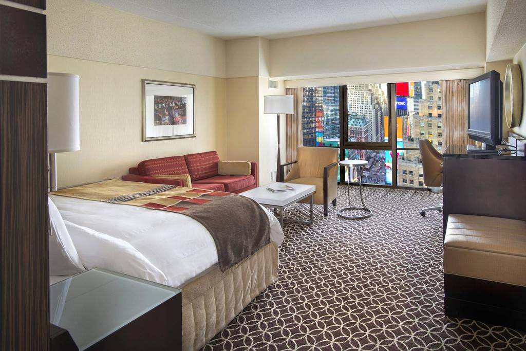 New York Marriott Marqius
