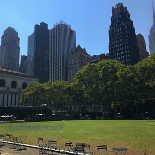פארקים בניו יורק