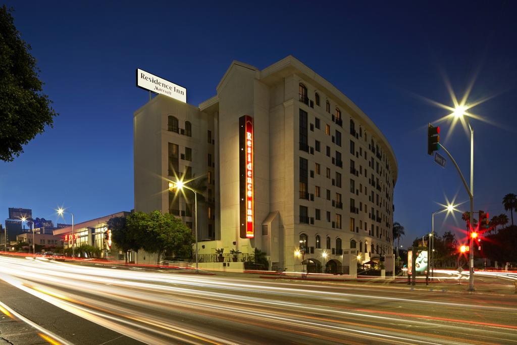 Residence Inn by Marriott Beverly Hills.