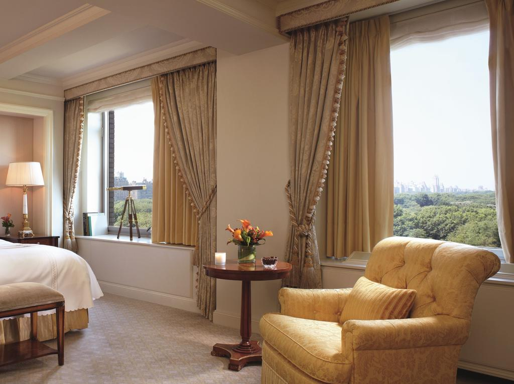 The Ritz-Carlton New York, Central Park.
