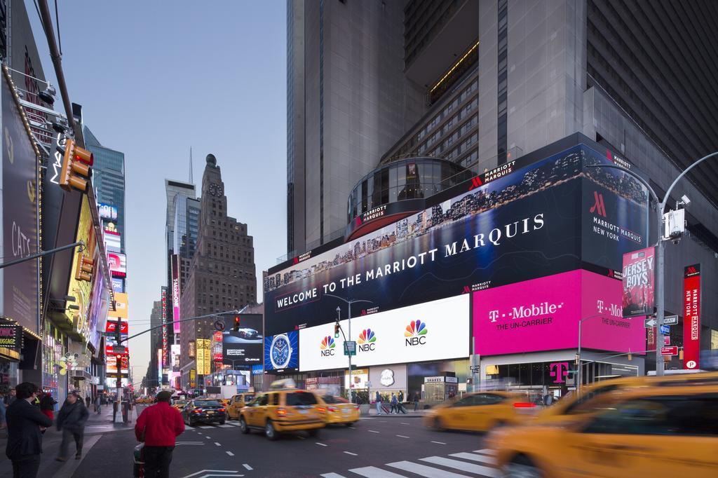 New York Marriott Marquis