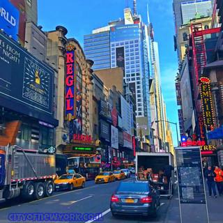 רחוב 42 מידטאון ניו יורק