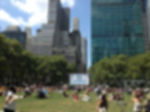 Bryant Park cityofnewyork.co.il Photo by MSCwander