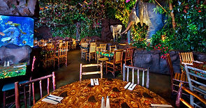 Rain Forest Cafe Los Angeles