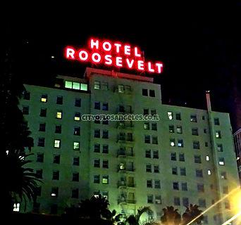 The Hotel Roosevelt Cityoflsoangeles.co.il