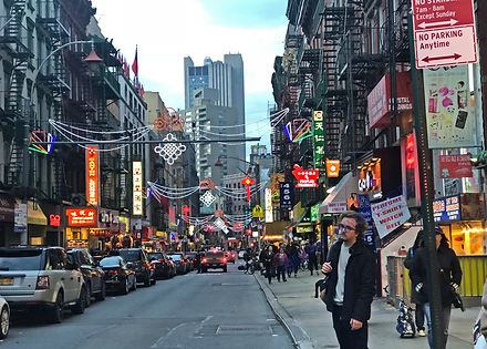 Chinatown NYC Cityofnewyork.co.il Photo by Wes Hicks
