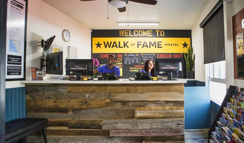 Walk of Fame Hostel