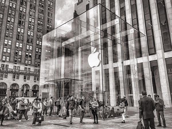 השדרה החמישית בניו יורק, Photo by ajouretravel