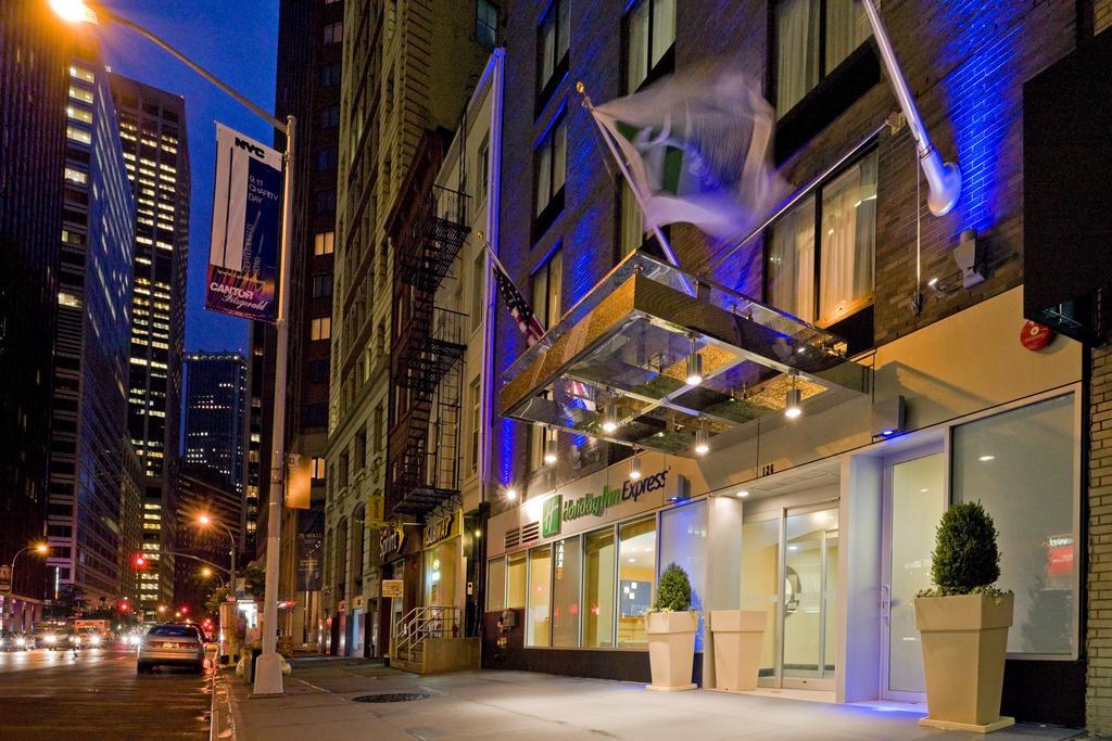 Holiday Inn Express-Wall Street