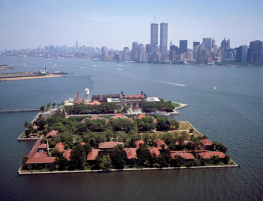 Cityofenwyork.co.il Ellis Island Photographed by Pixabay 12019