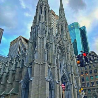 קתדרלת פטריק הקדוש · St. Patrick's Cathedral