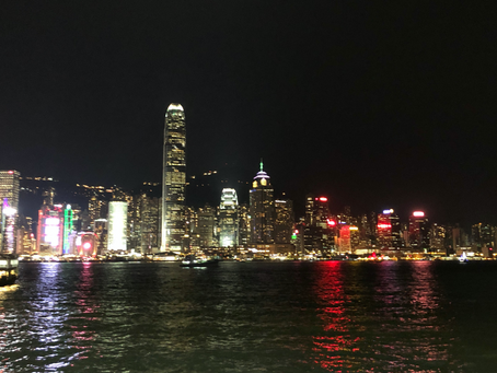 """Democracy and Protest in the """"Pearl of the Orient"""" : My trip to Hong Kong in 2019"""