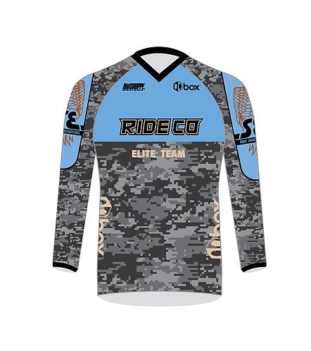 Ride Co SE Camo Jersey