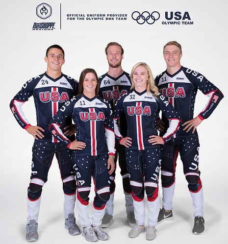 2016 OLYMPIC BMX JERSEY REPLICA
