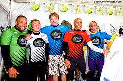 Bud Lime Surf Jerseys