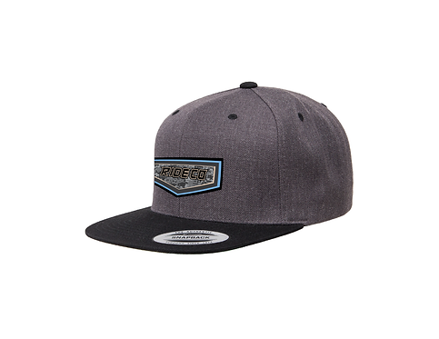 Ride Co Baseball Cap with Pro Patch