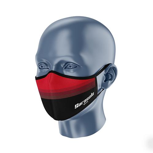 Sarasota BMX Face Mask
