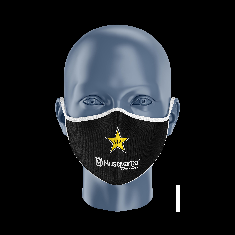 Husqvarna Face Mask Forward