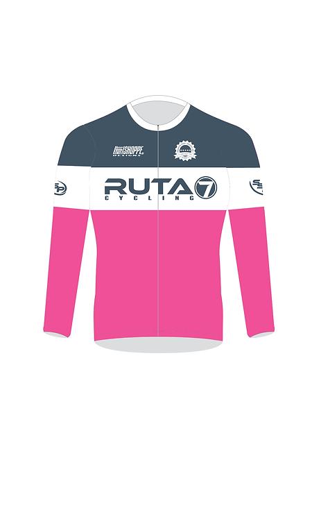 Ruta 7 LS Cycling Jersey