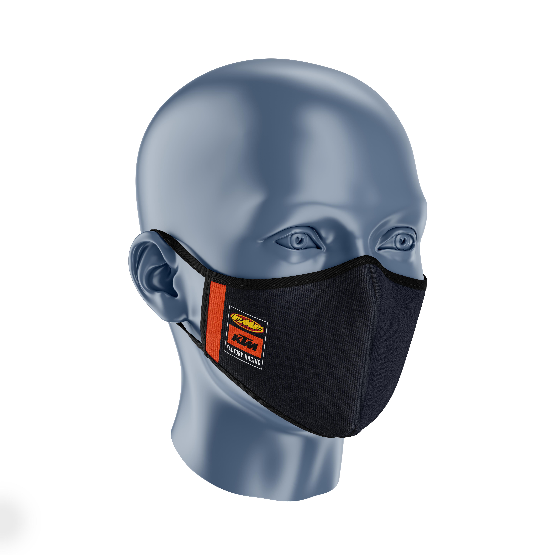 KTM FMF Face Mask Side View
