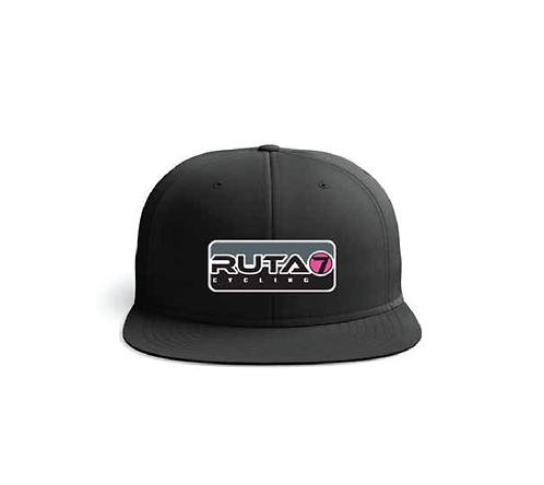 Ruta 7 Baseball Cap with Pro Patch