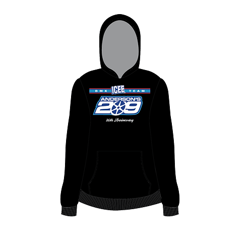 ICEE Anderon's 209 Hooded Sweatshirt (Screened)