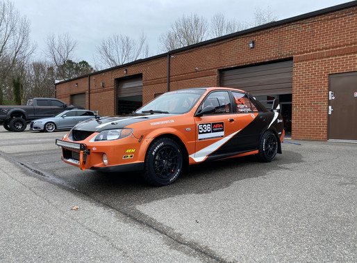 100 Acre Wood Rally - Cancelled