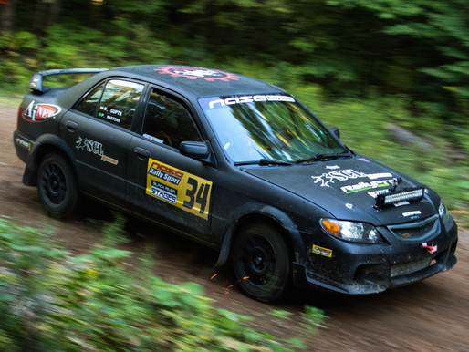 2nd in Class at Black River Stages | New York