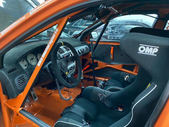 Mazdaspeed Protege Interior 1