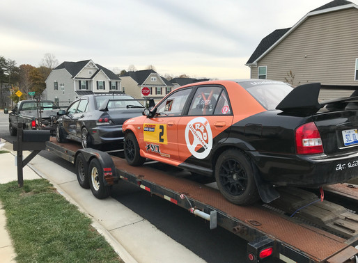 Moving day for SCL Racing   Virginia