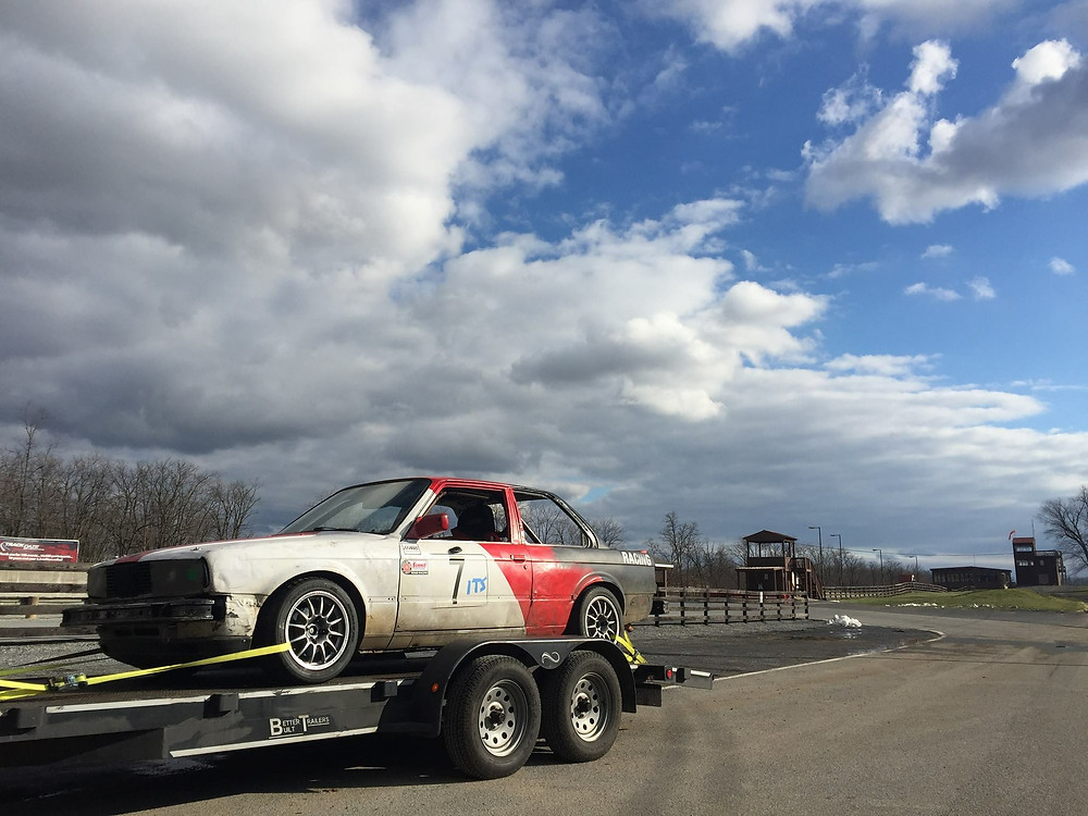 SCL Racing BMW e30 Project Bulldog at Summit Point