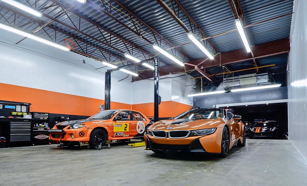 SCL Racing Garage