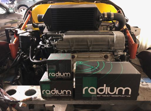 Radium Parts Delivery   Virginia