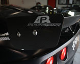 SCL Racing Lotus Exige Carbon Rear Wing Spoiler APR