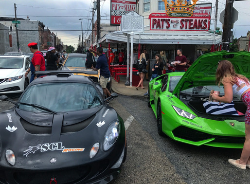 SCL Racing arrives in Philly!   Pennsylvania