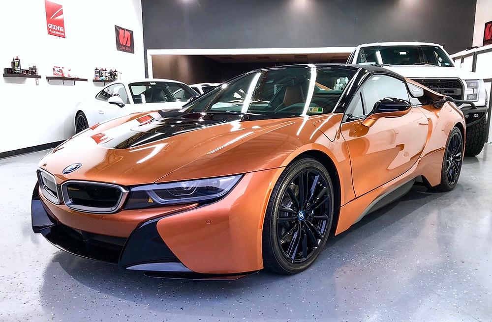 SCL Racing BMW i8