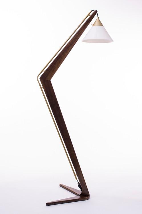 Chevron Floor Lamp   mysite-1