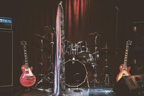 Концертная сцена