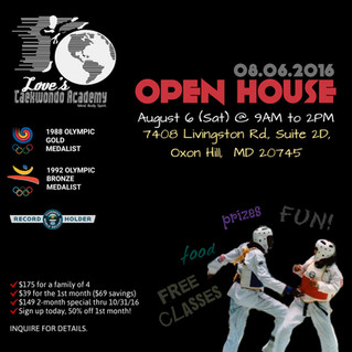 LTA Open House
