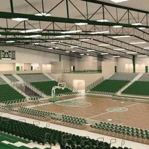 The new Oshkosh Arena will be home to the Milwaukee Bucks development league team, but developers an