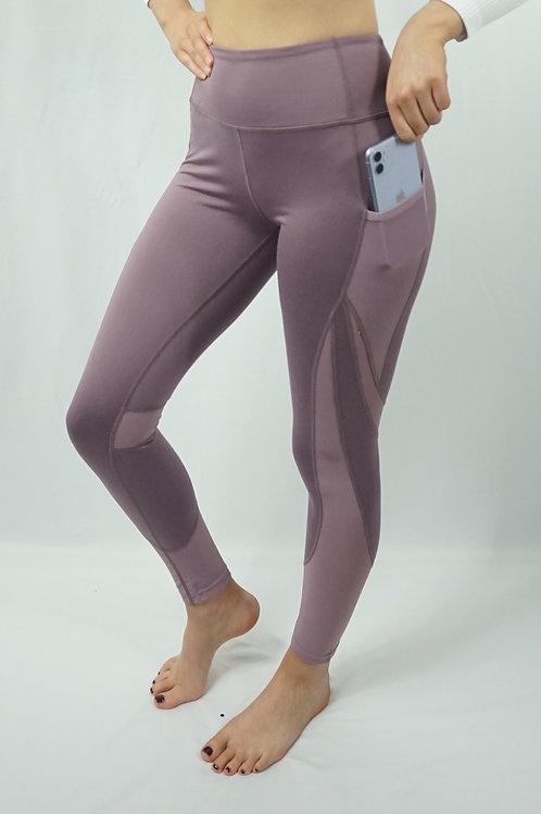 DELTA Active Leggings - Purple