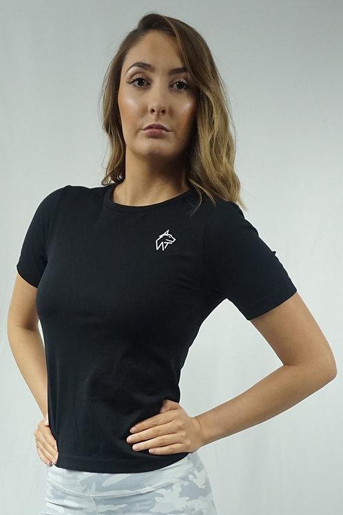 LUNA Classic Short Sleeve Tee - Black