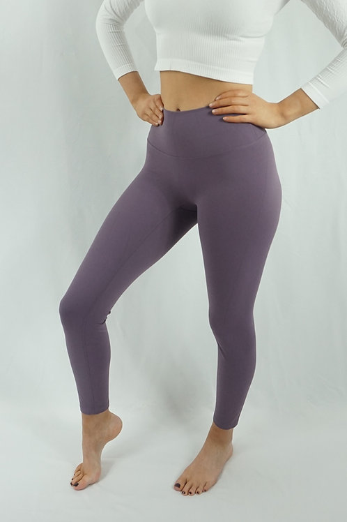 ALPHA Super Soft Dark Purple Leggings