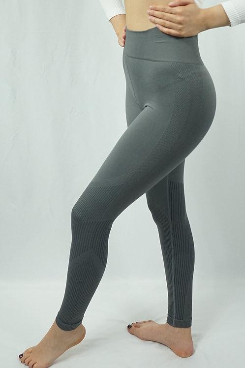 VITALITY Workout Leggings - Grey