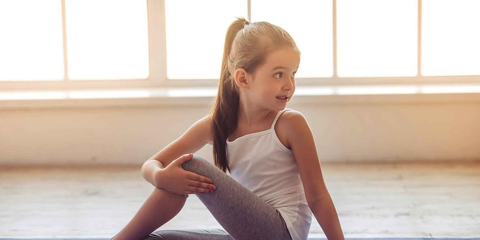 Børne Yoga 7-11 år
