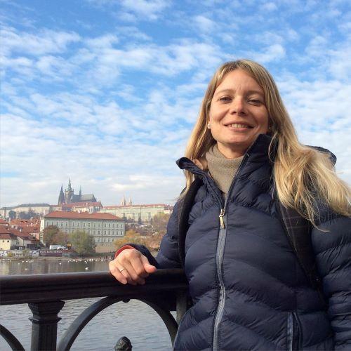 Adriana - apasionada de viajes y destinos europeos