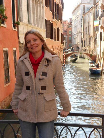 Paseando por los canales de Venecia - Sensi in Viaggio
