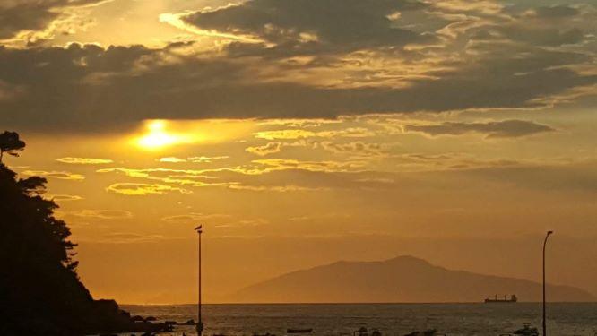 La magia de Capri en un tramonto como éste - Sensi in Viaggio
