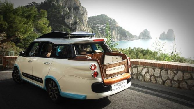 Taxis para recorrer la isla - Sensi in Viaggio