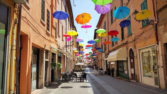 Ciudades de brazos abiertos - Sensi in Vaiggio